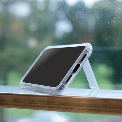 【NavJack】iPhone X/XS(5.8吋)│STIFF 站立式吸震空壓保護殼