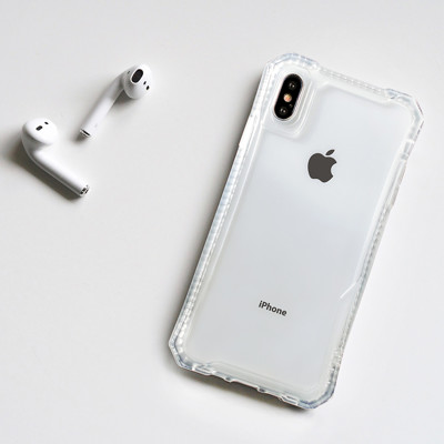 【NavJack】iPhone Xs Max(6.5吋)│RAMPART 超抗摔空壓保護殼