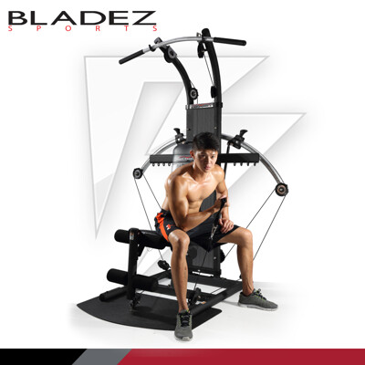 【BLADEZ】BF1-BIO FORCE氣壓滑輪多功能重量訓練機 (6折)