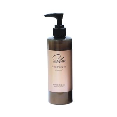 Sila日本藻紅素 頭皮養護洗髮精 300ml 蝦紅素 水解角蛋白 維生素E (6.3折)