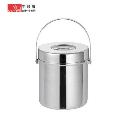 牛頭牌 小牛三層不鏽鋼提鍋-14cm (6.7折)