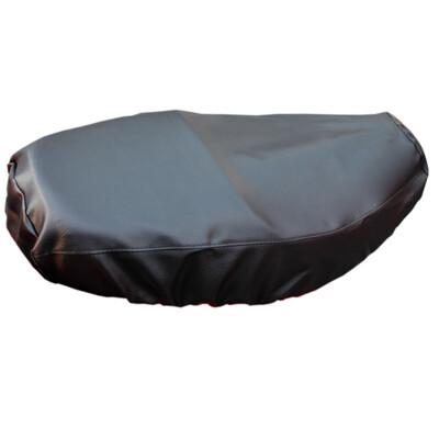 omax新一代防熱黑色原皮機車坐墊套 (2.7折)