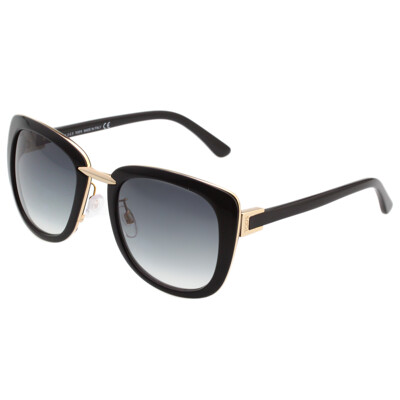 TOD'S 大方框 太陽眼鏡 (黑色) (4.3折)