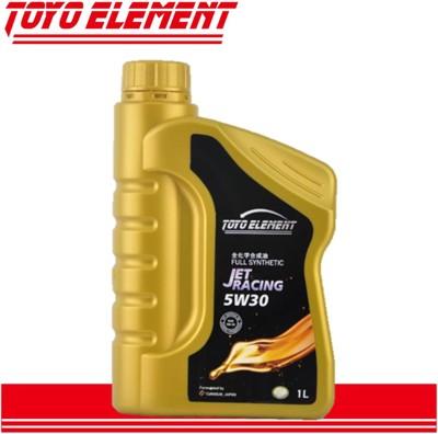 【TOYO ELEMENT】汽車引擎機油 JET RACING 5W30 SN/CF 1L (8.8折)