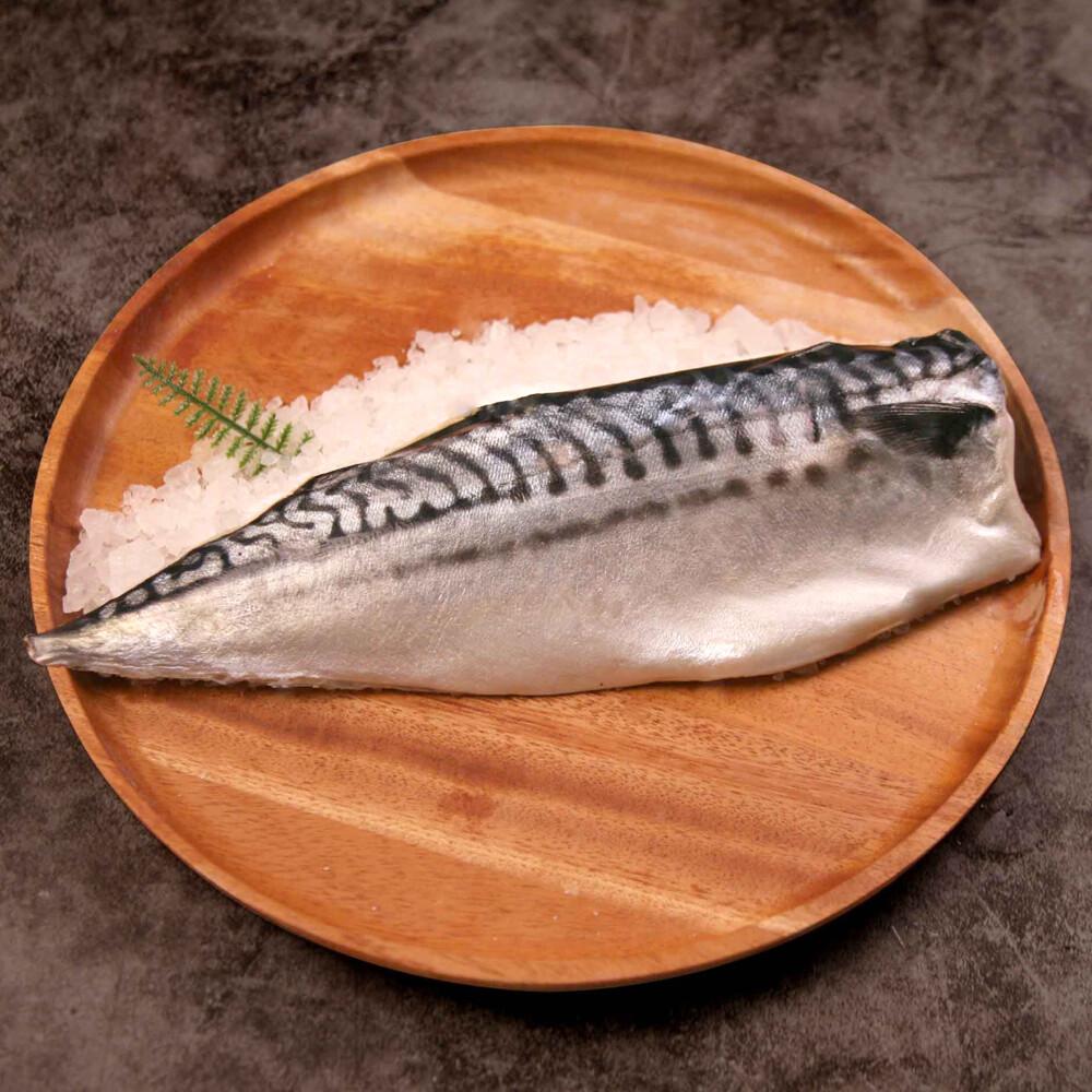 挪威薄鹽鯖魚片 (190g10%)