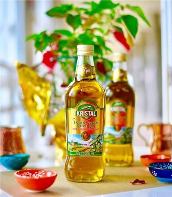 土耳其原裝進口KRiSTAL初榨冷壓橄欖油【可直接食用】 (7.6折)