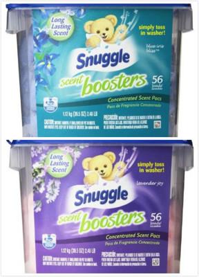 【美國 Snuggle】衣物柔軟芳香球-2款選擇(1120g/56顆)*1 (8.3折)