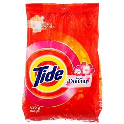 【Tide】洗衣粉-含Downy(650g) (8折)