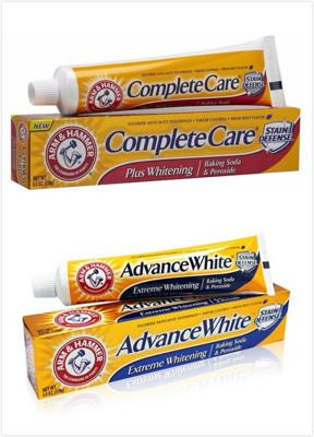 美國Arm&Hammer全效護理牙膏/閃耀亮白2款選擇(170g)*1 (7折)