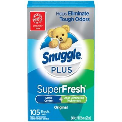 【美國 Snuggle】PLUS多用途芳香片-超級清新(105片/盒)*2 (8.5折)