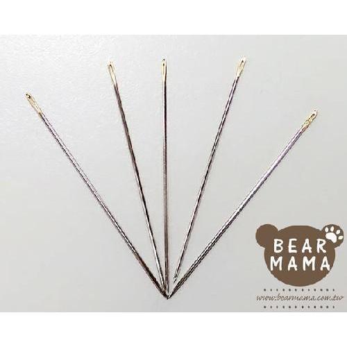 l5-3-1s 金眼縫衣針-25入 小熊媽媽