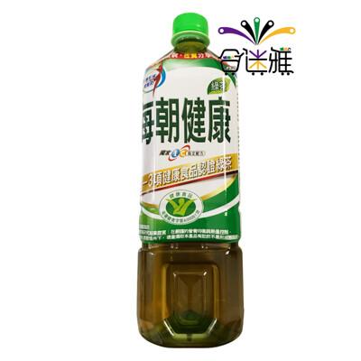 促銷免運每朝健康綠茶900ml(12瓶/箱) (8.5折)
