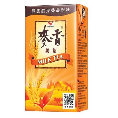 免運直送統一麥香奶茶300ml(24瓶/箱) (6.8折)