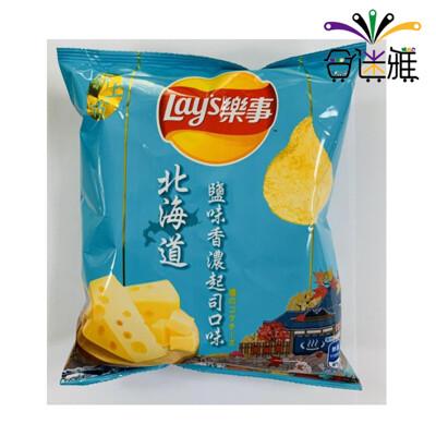 樂事北海道鹽味起司洋芋片(12包/箱)*4箱   -02 (9.1折)