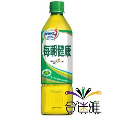 每朝健康綠茶650ml(24瓶/箱)*2箱 (9.3折)
