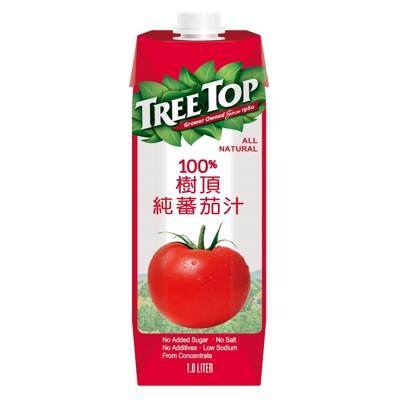 樹頂純番茄汁(1000ml/瓶)X12瓶-01 (9.1折)