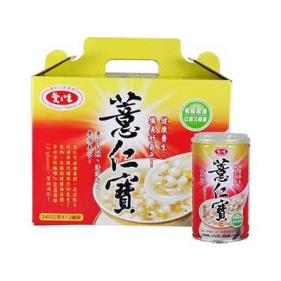 愛之味薏仁寶340g*12罐 (8.1折)