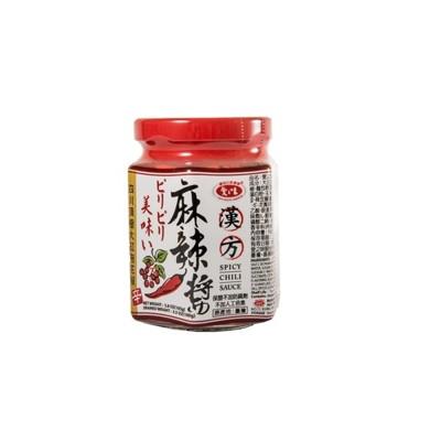 【免運費】愛之味漢方麻辣醬(165g/瓶)*24瓶 (9折)