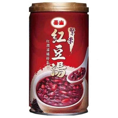 泰山紫米紅豆湯(330ml/罐)*24罐 (7.5折)