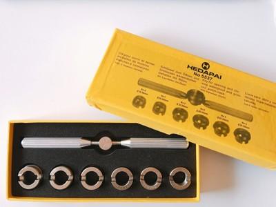 ROLEX 勞力士 帝陀 開錶蓋 開背蓋 修錶工具 手錶 開錶器 全鋼7件套 (5折)