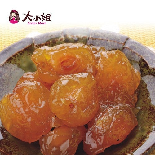 李糕340g 嚴選當季現貨 新鮮水果乾蜜餞梅子果乾李子 綜合水果乾::大小姐團購網::