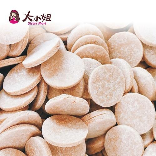 仙楂片(圓形)500g 台灣現貨蜜餞梅子果乾下午茶團購美食::大小姐團購網::