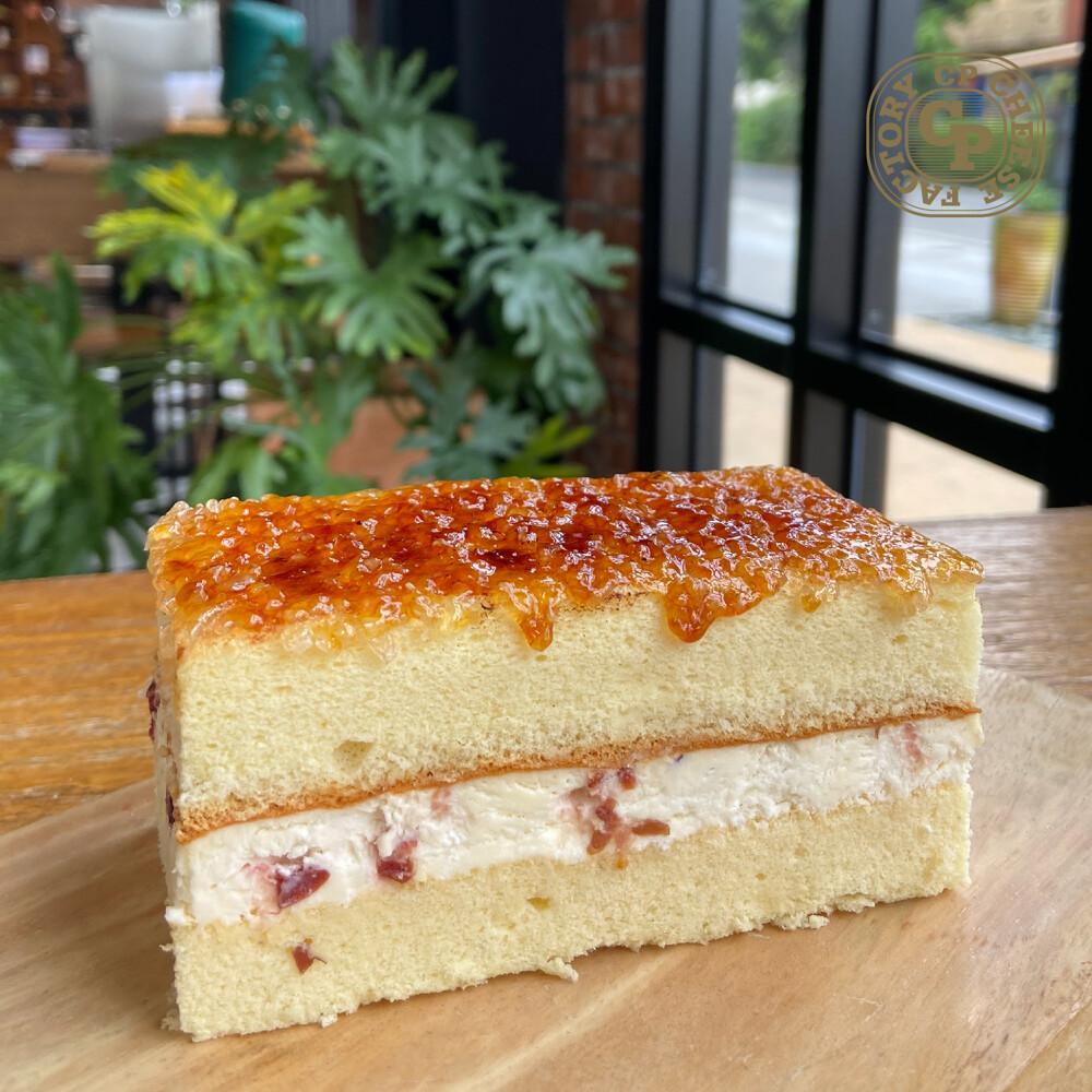 超品起司烘焙工坊脆糖莓果乳酪蛋糕