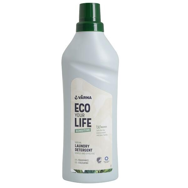 varna ecolife丹麥進口酵素濃縮高效能洗衣精 1000ml