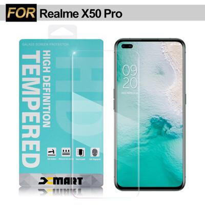 Xmart for Realme X50 Pro 薄型9H玻璃保護貼-