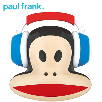 【Paul Frank】大嘴猴 藍牙喇叭(PF430) (6.7折)