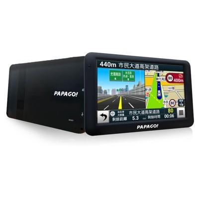 PAPAGO! GoPad 5 超清晰 Wi-Fi 5吋聲控導航平板機(非GoPad 5C) (5.3折)