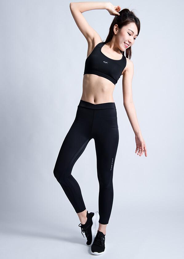 wisenfit塑身訓練壓力褲 台灣製造 頂級機能布