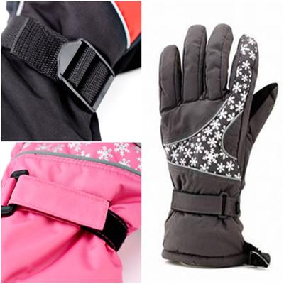 女用防風防水加厚太空棉手套 (2.5折)
