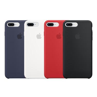 Apple 原廠 iPhone 8 Plus / 7 Plus 矽膠保護殼 (台灣公司貨) (7.1折)