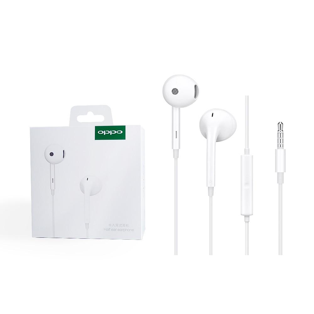 oppo 原廠 mh135 高品質半入耳式耳機 (盒裝)