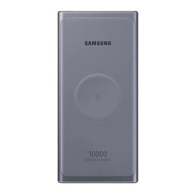 SAMSUNG原廠 25W無線閃電快充行動電源10,000mAh /Type C(EB-U3300) (5.7折)