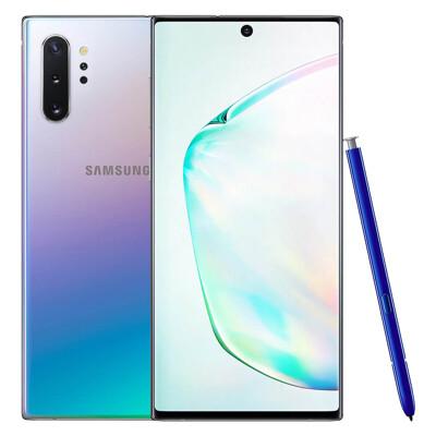 【9.9新 SAMSUNG Galaxy Note10+ 256G】 N9750 銀(6.8吋) (9.3折)