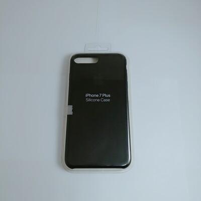 【APPLE 蘋果】 IPHONE7 PLUS/8 PLUS原廠矽膠保護套-黑 (8.6折)