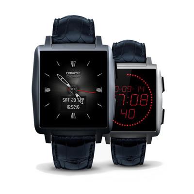 【福利品】OMATE X 1.54吋藍牙通話智慧手錶 (2.1折)