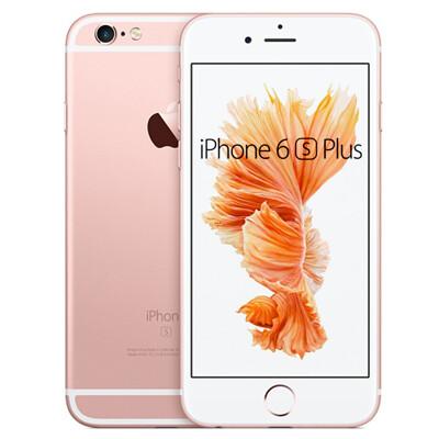 【全新 Apple iPhone 6S Plus 32G】A1687 玫瑰金(5.5吋、未開通) (7.3折)