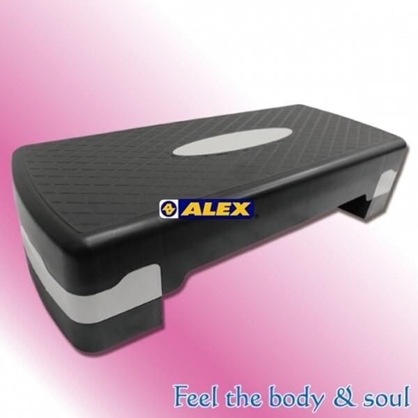 alex c-3304 階梯踏板 韻律舞踏板 階梯舞 三分鐘登階踏台 有氧韻律階梯 體適能檢測用階