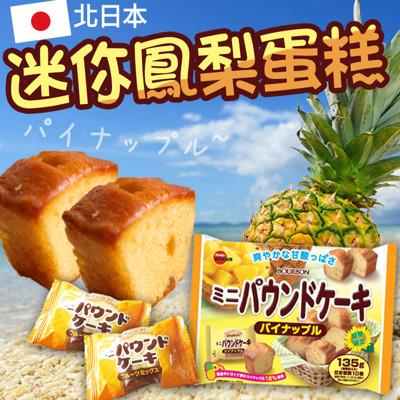 北日本迷你鳳梨蛋糕 (0.3折)