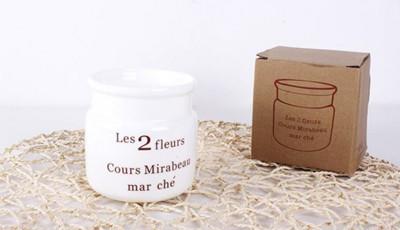 陶瓷收納罐 蜂蜜罐 茶葉罐 也可做小花盆喔! (4.1折)