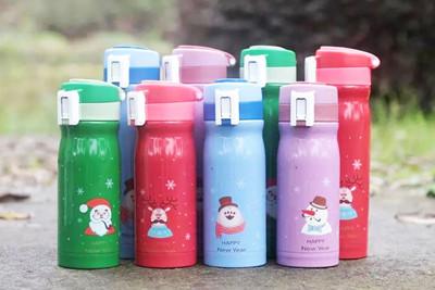 可愛聖誕保溫杯 聖誕禮物 交換禮物 (3.6折)