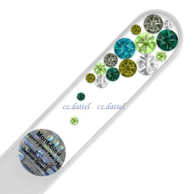 【夢幻水晶泡泡--透明系列B】歐洲捷克水晶玻璃指甲銼刀 SWAROVSKI水鑽 水晶美甲刀 指甲刀 (4.8折)
