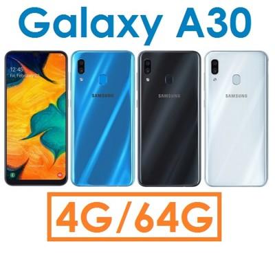 Samsung 三星 Galaxy A30 6.4吋 4G/64G LTE 智慧型手機 (8.4折)