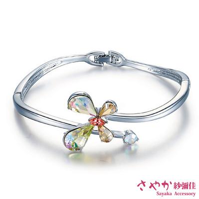 手環 SWAROVSKI花漾女孩水鑽手環 (4.1折)