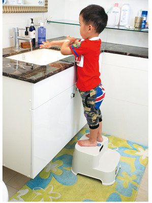 [簡單樂活] 吾愛墊高椅 (5.1折)