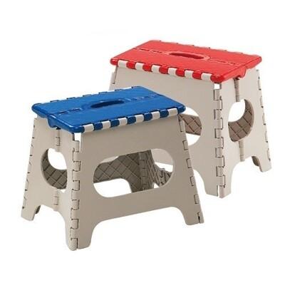 [簡單樂活] 27公分止滑摺合椅 (5.7折)