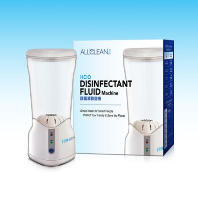 次氯酸電解消毒水製造機-Allclean歐克靈(公司貨) (6折)